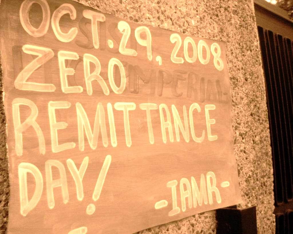 zero-remittance-day1 - Zero Remittance - Philippine Photo Gallery