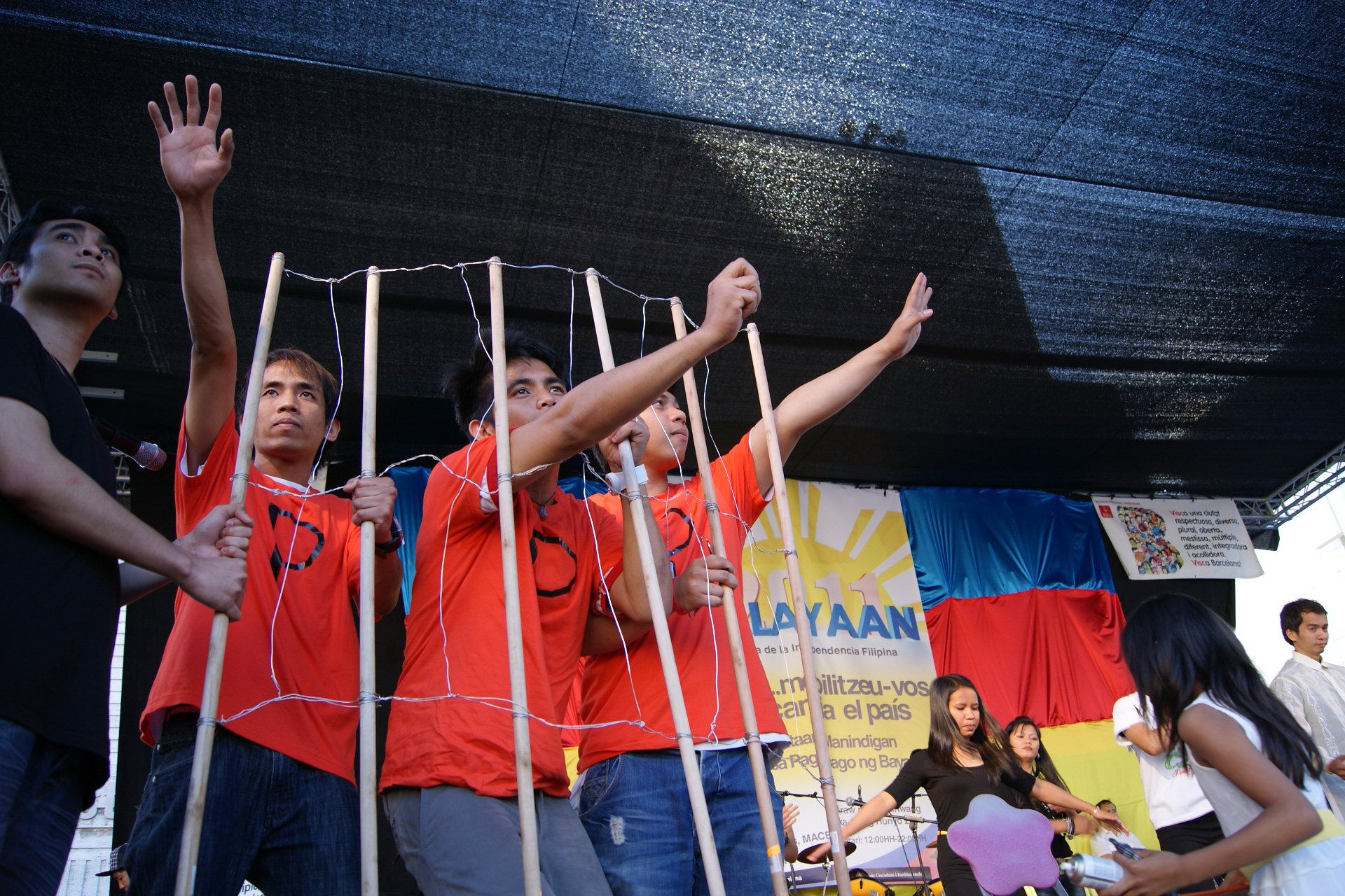 Isang interpretasyon mula sa Migrant Filipino Youth Association at