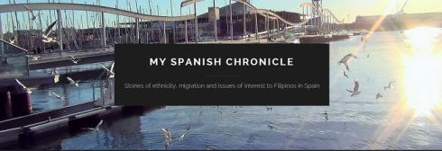 My Spanish Chronicle